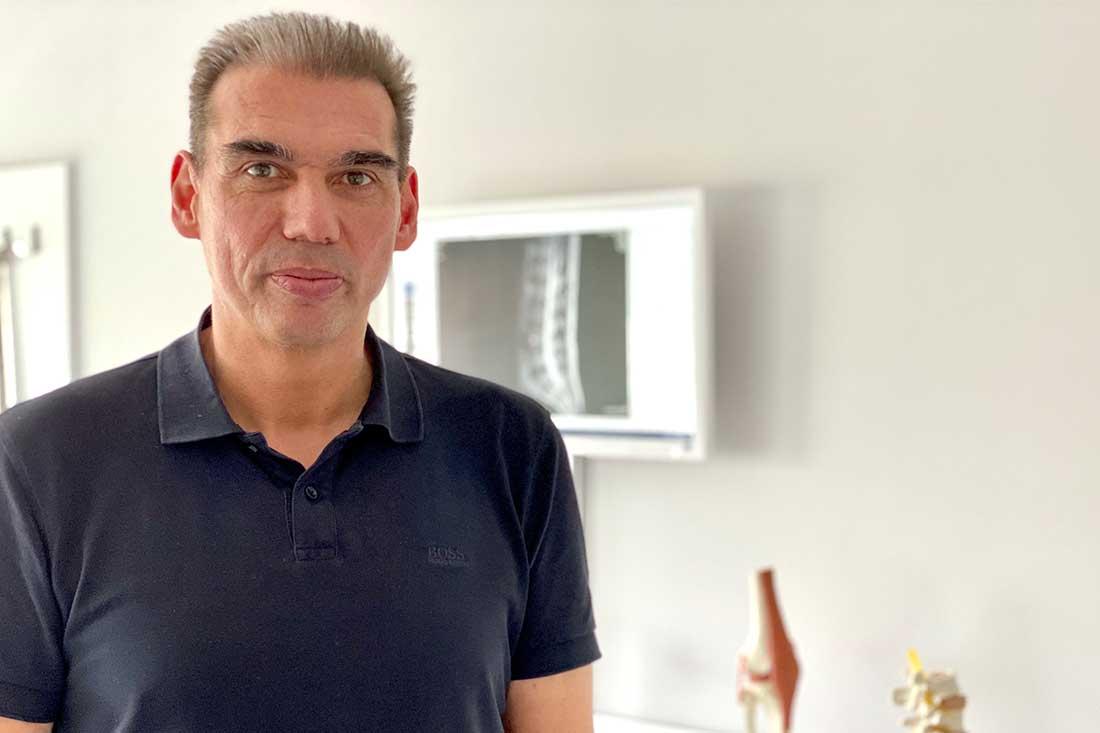 Sportmediziner Dr. med. Gerald Lutz aus Erfurt