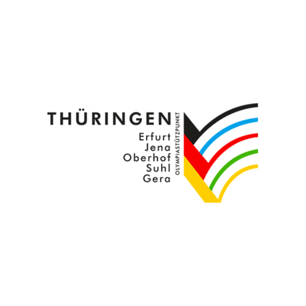 Olympiastützung Thüringen Logo